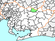 Asahi, Aichi Former municipality in Chūbu, Japan