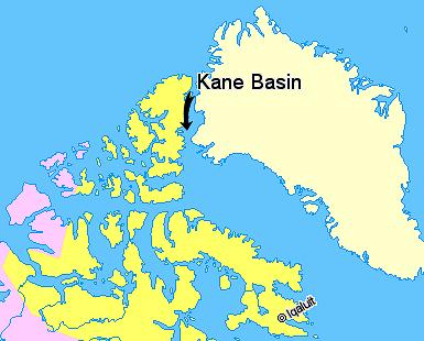 Kane Basin - Wikipedia