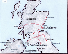 The Way of St Andrews