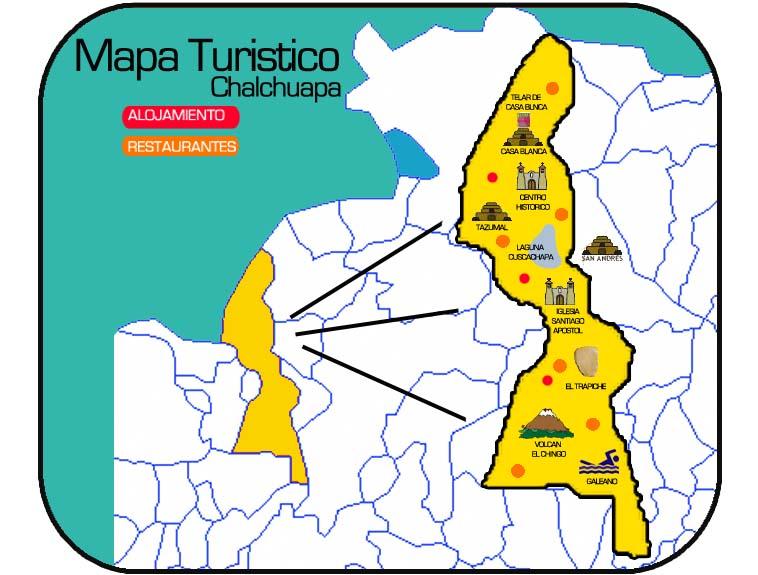 Resultado de imagen para chalchuapa turismo mapa