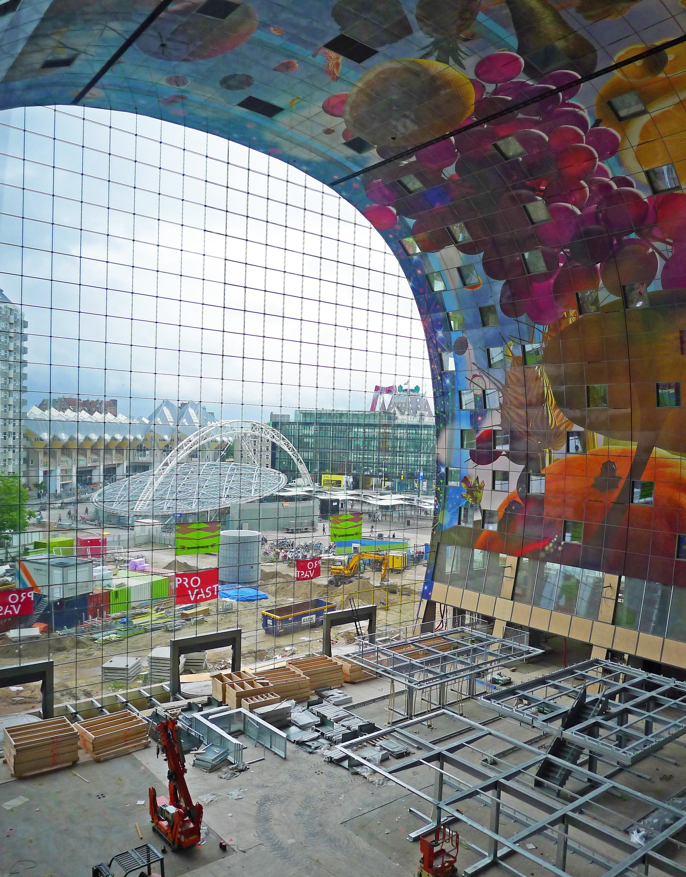 File Markthal Rotterdam 14419374059 Jpg Wikimedia Commons
