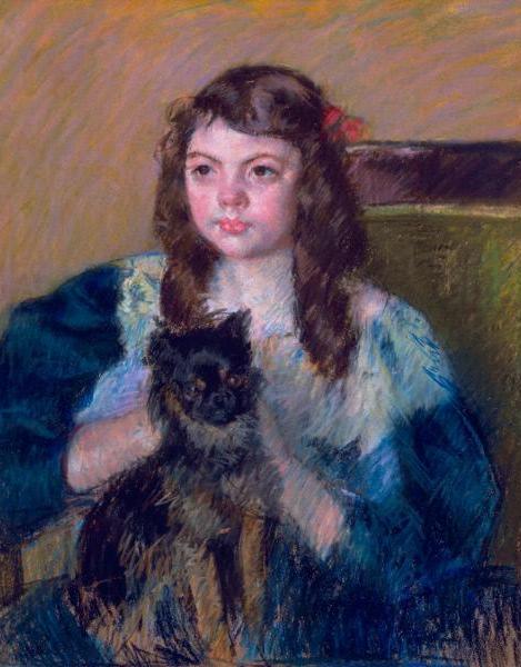 Children by Mary Cassatt – Joy of Museums