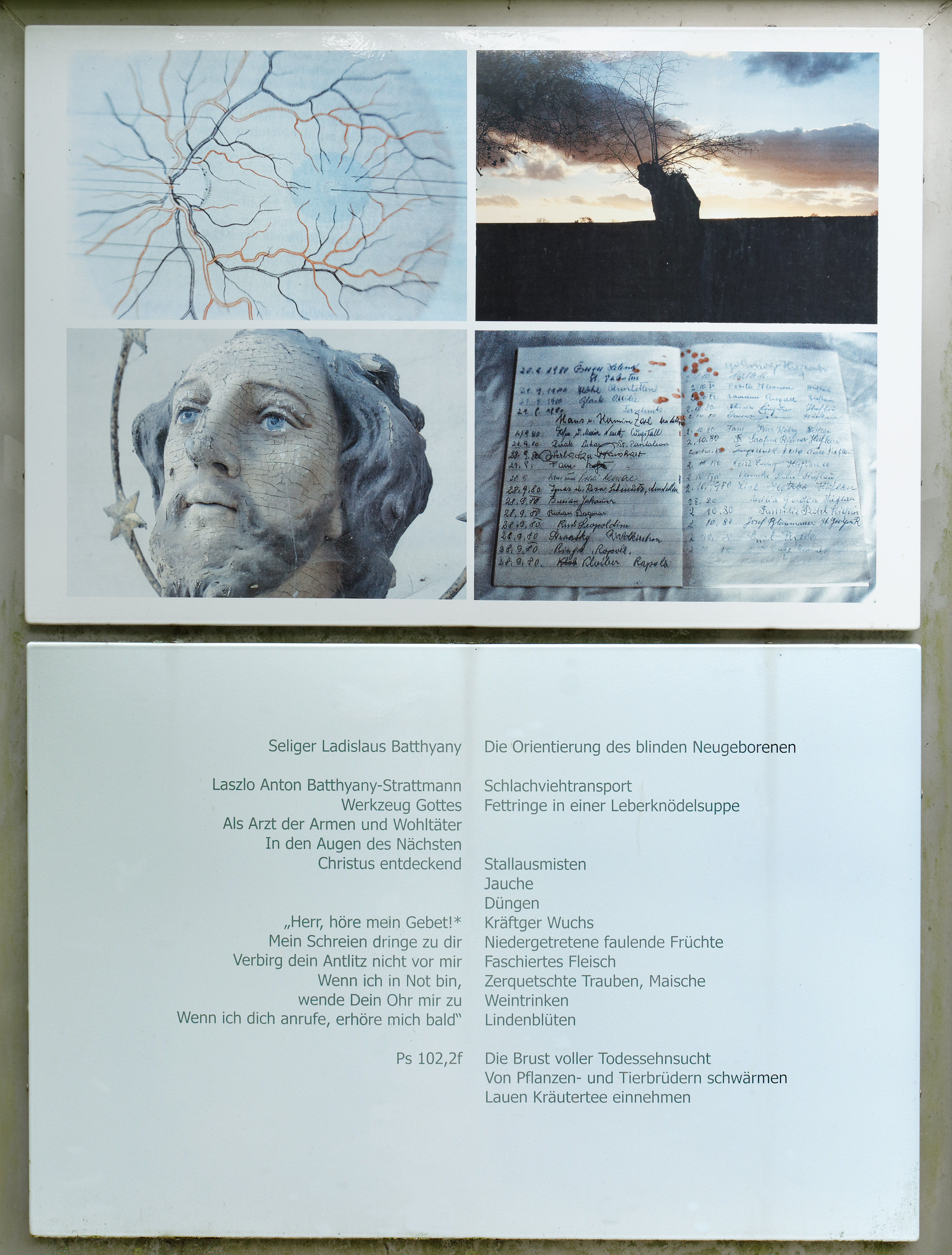Tua Dua Eettafel.File Meditationsweg 687 Tafel 3 In A 2125 Ladendorf Jpg