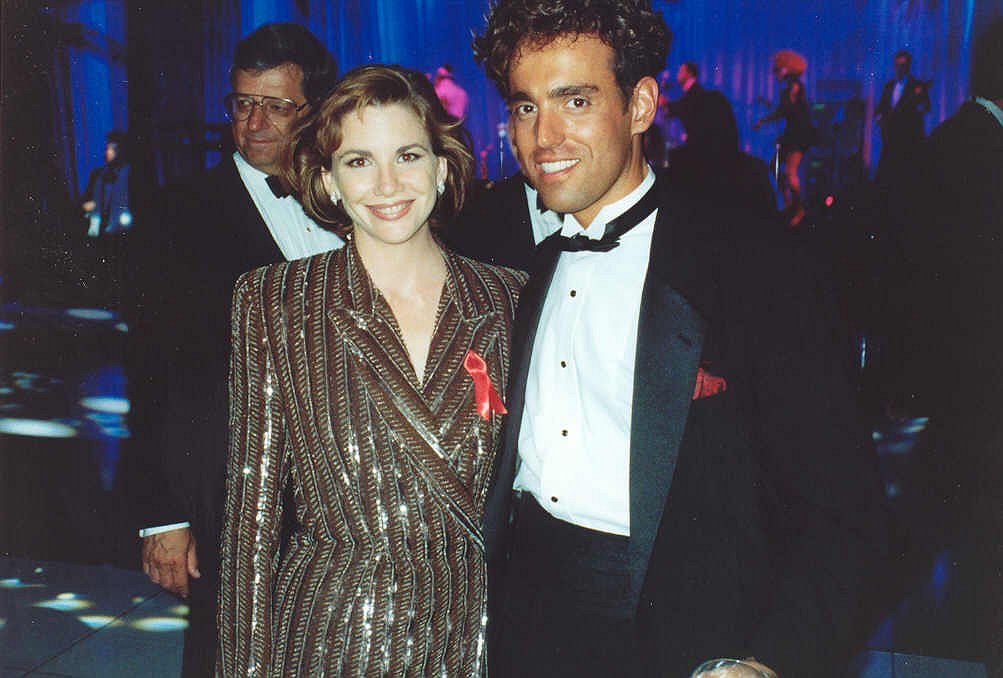 FileMelissa Gilbert At The 1991 Emmy Awards