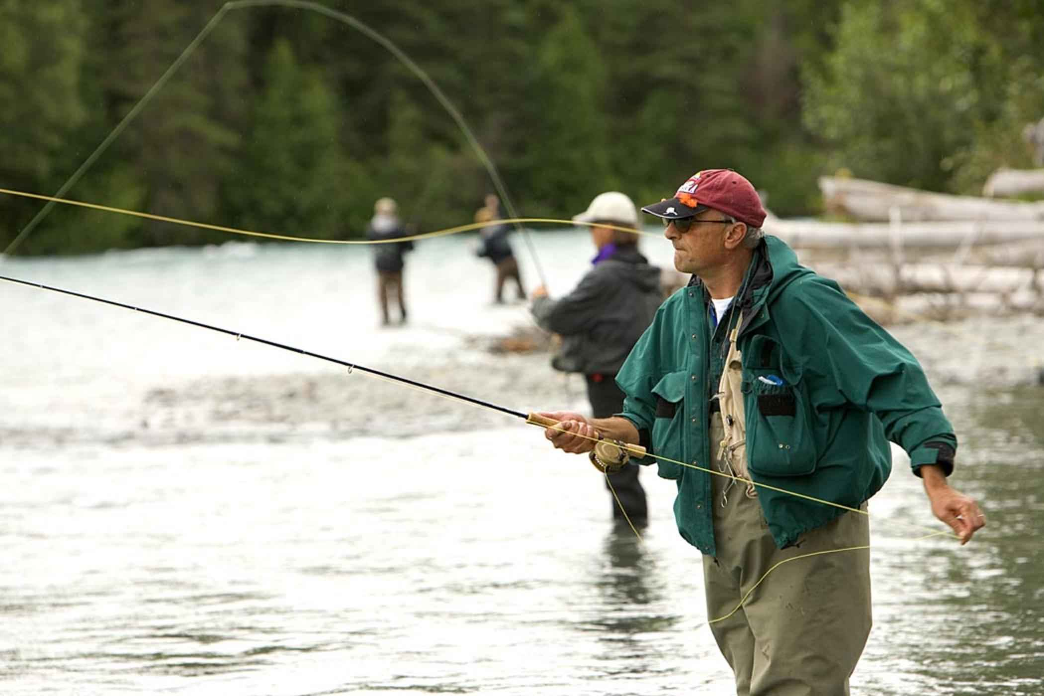 File men fly wikimedia commons for Free fishing license for veterans