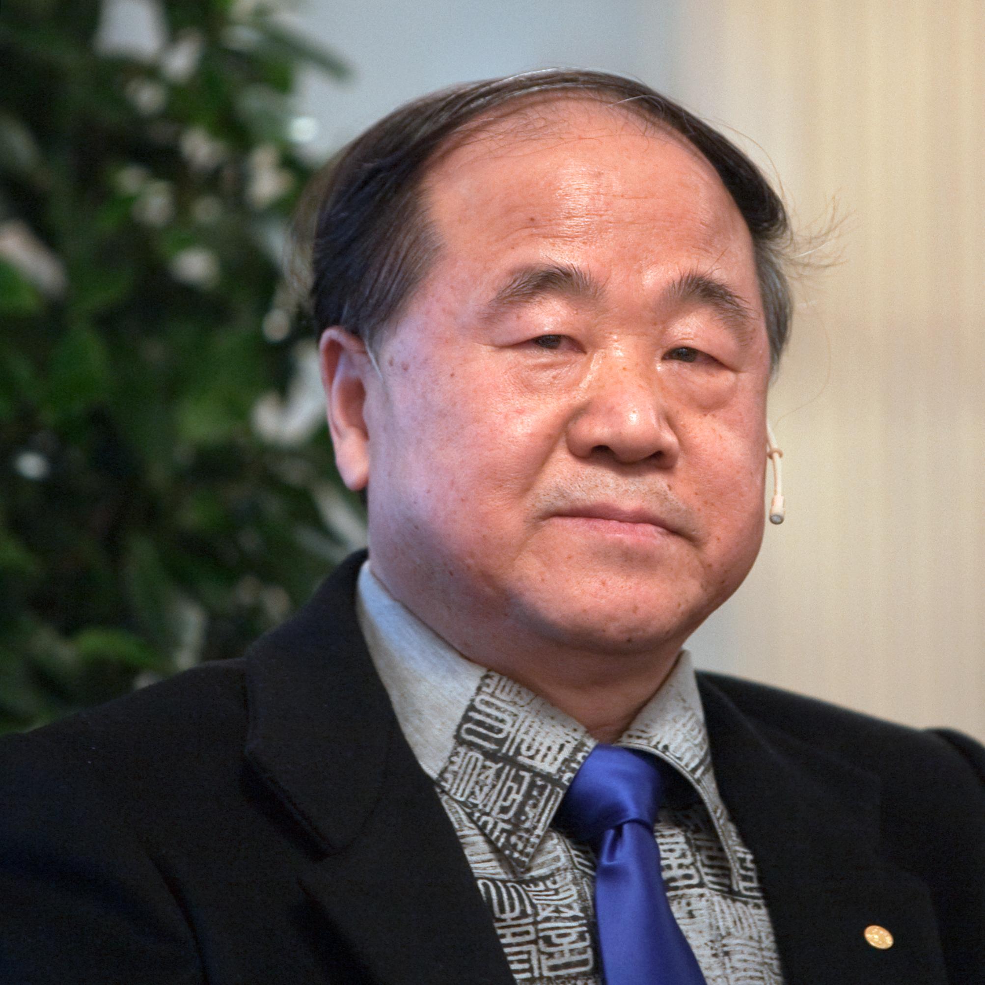 Mo Yan Größe