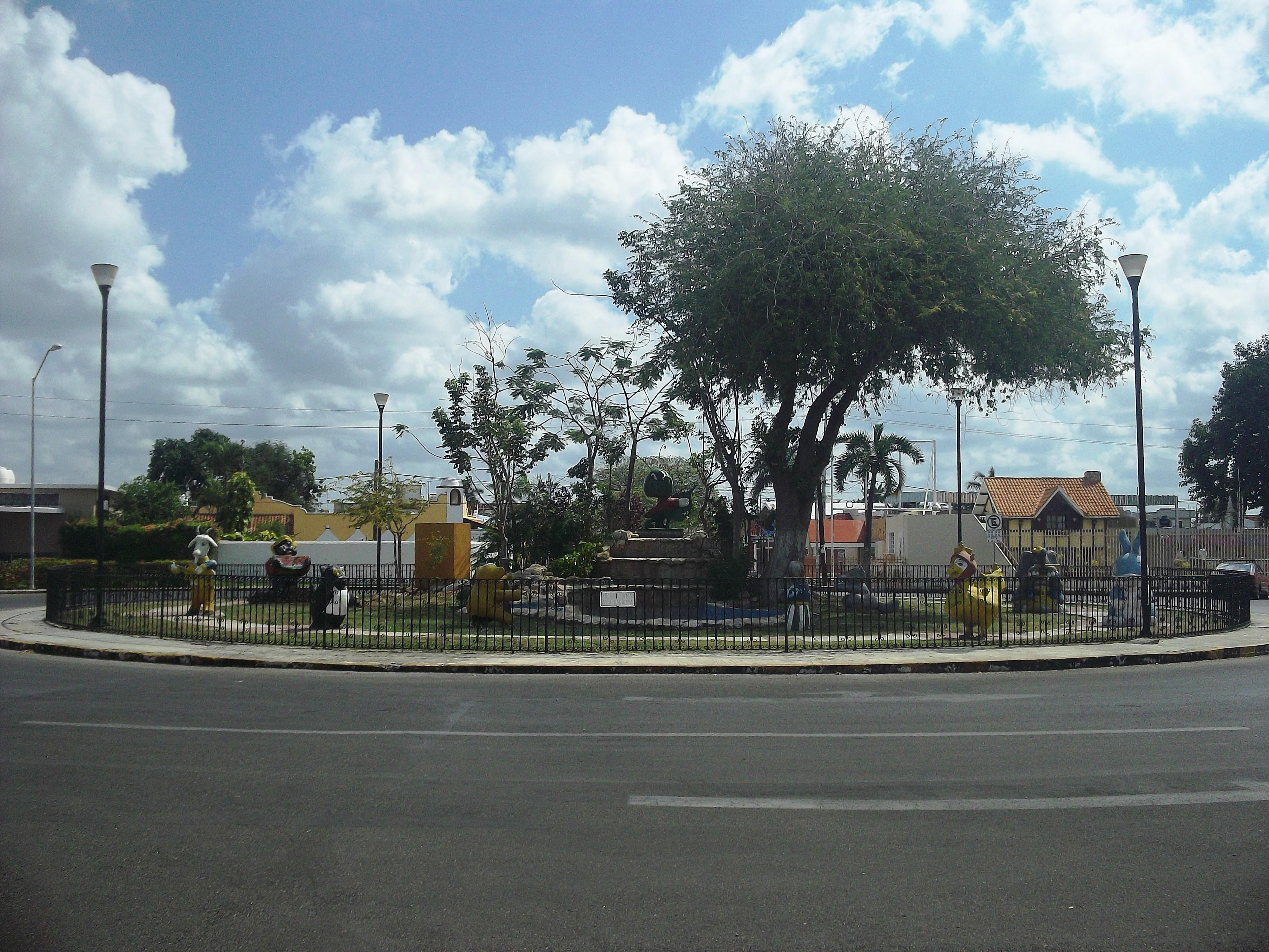 Monumento a Cri-Cri.