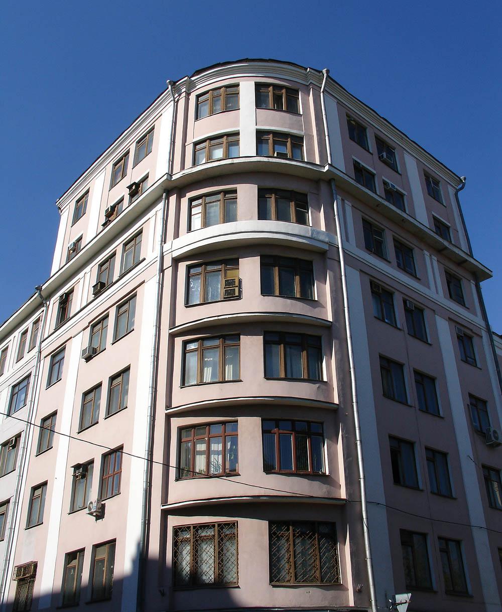 Малая Пионерская улица (Москва)