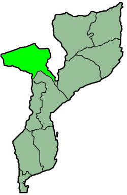 Tete, Province of Mozambique