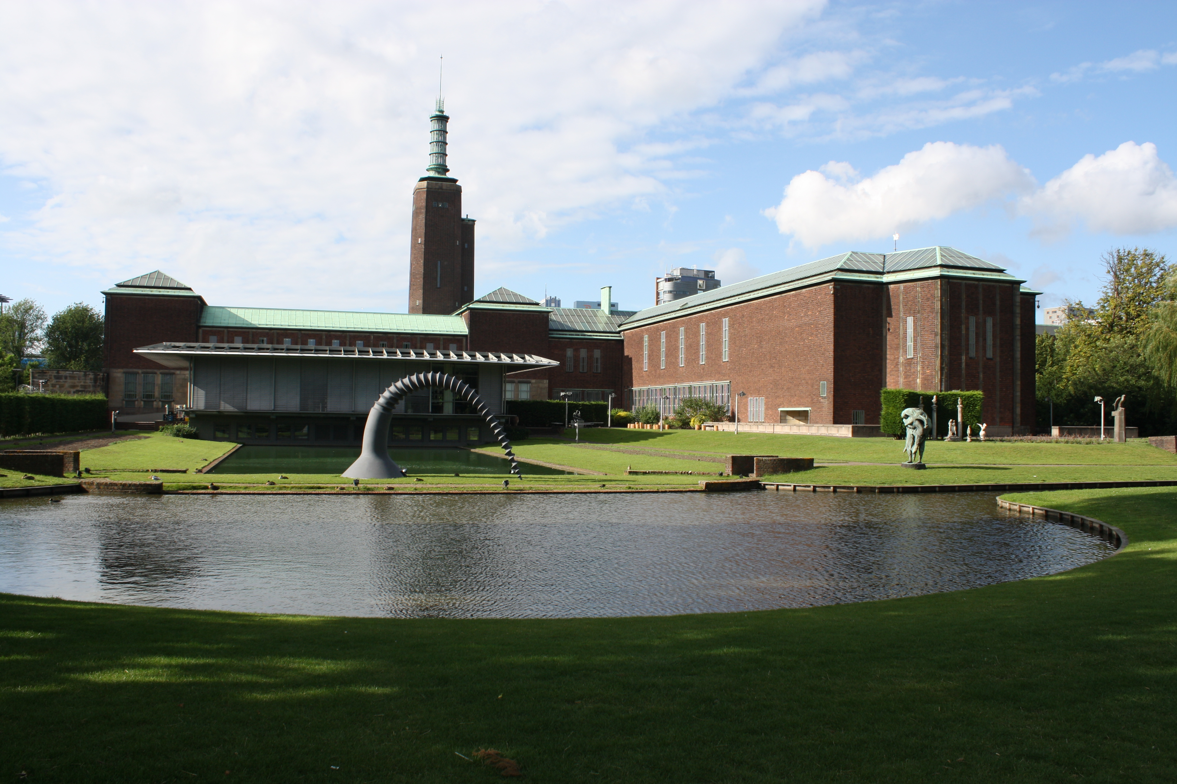 Museum Boijmans, One of the top attractions in Rotterdam