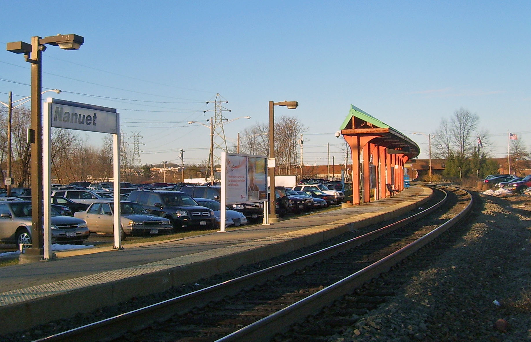 ファイル nanuet ny train station jpg wikipedia
