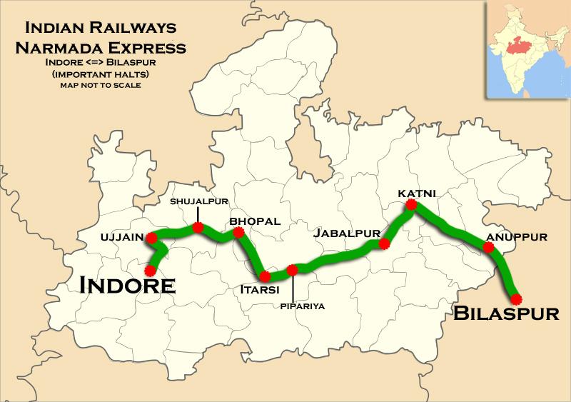 Indore Map Pdf