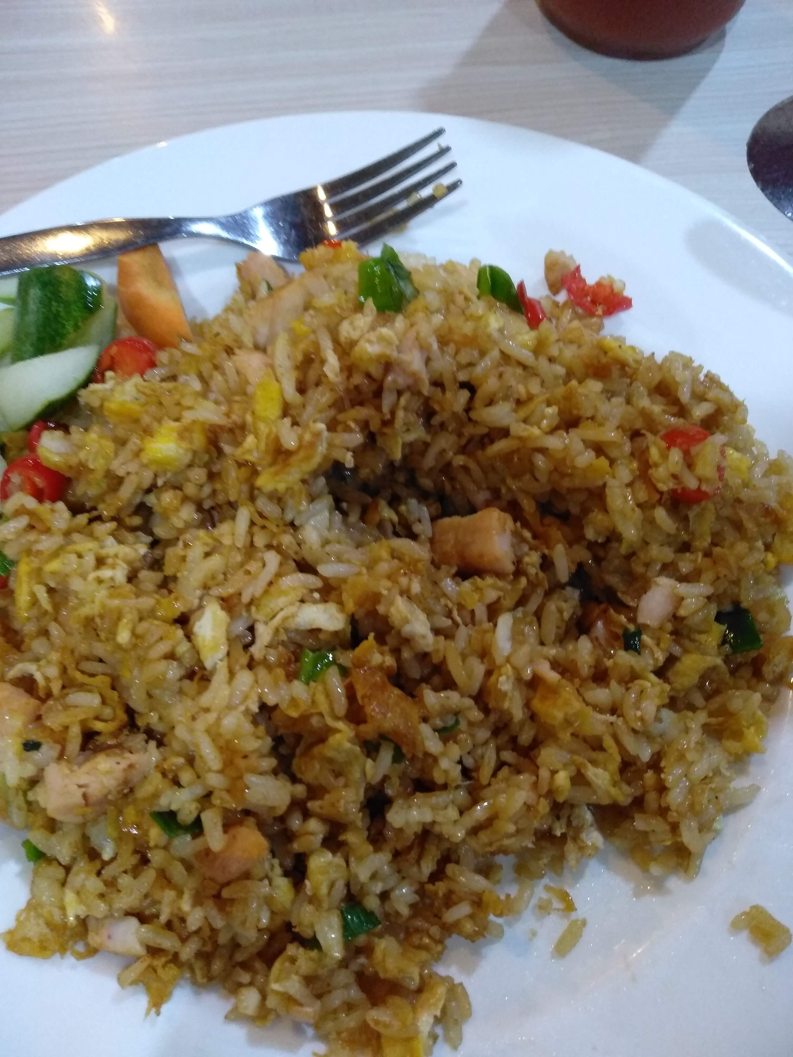 File Nasi Goreng Kampung Ala Resto Populer Jpg Wikimedia Commons