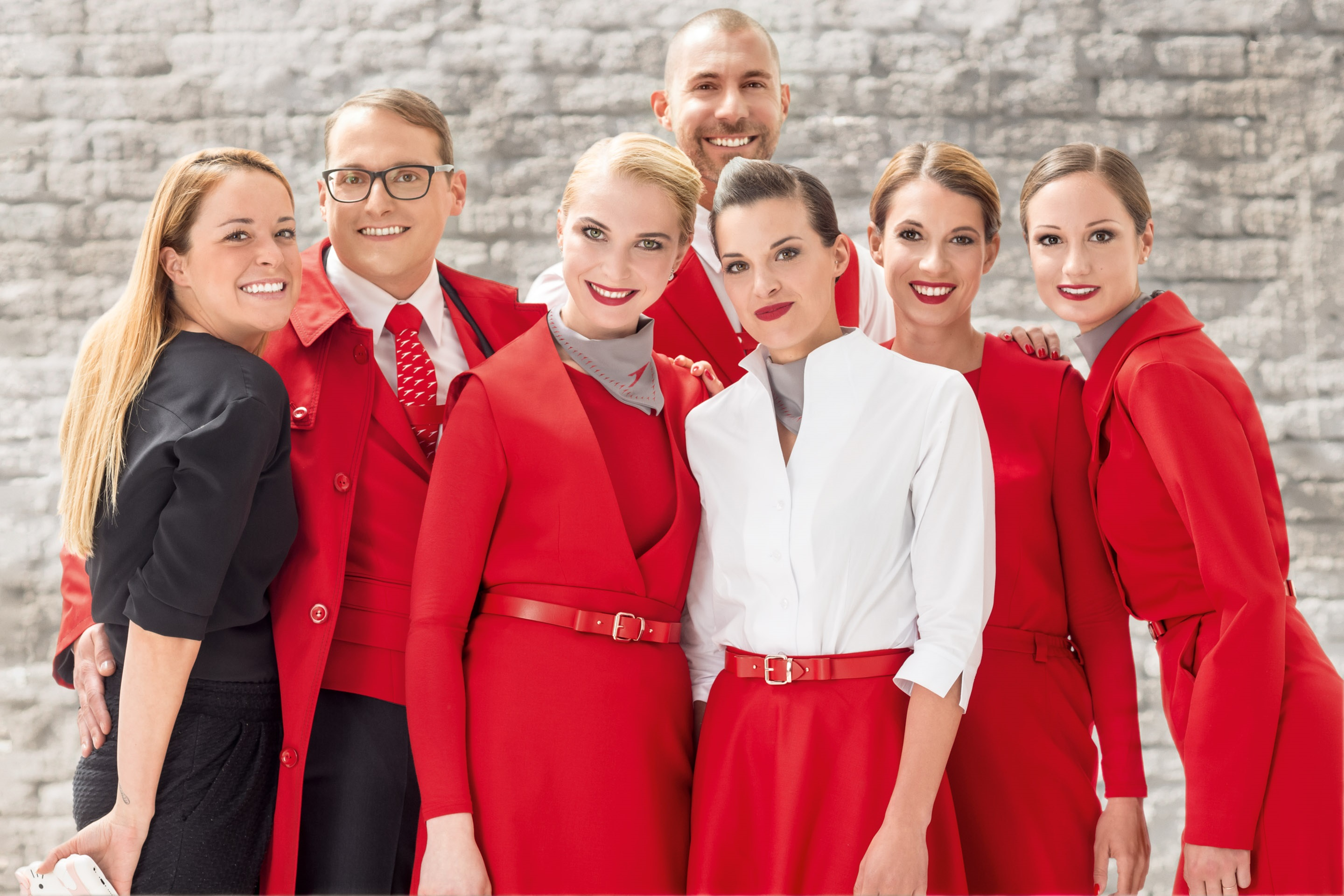 file new 2016 uniforms for austrian airlines 1 jpg wikimedia commons