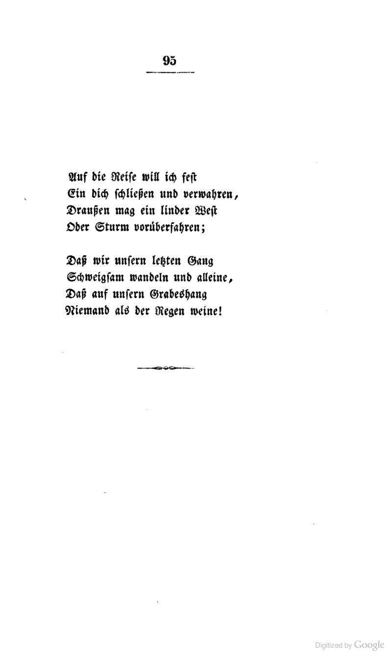 Gedicht an nikolaus