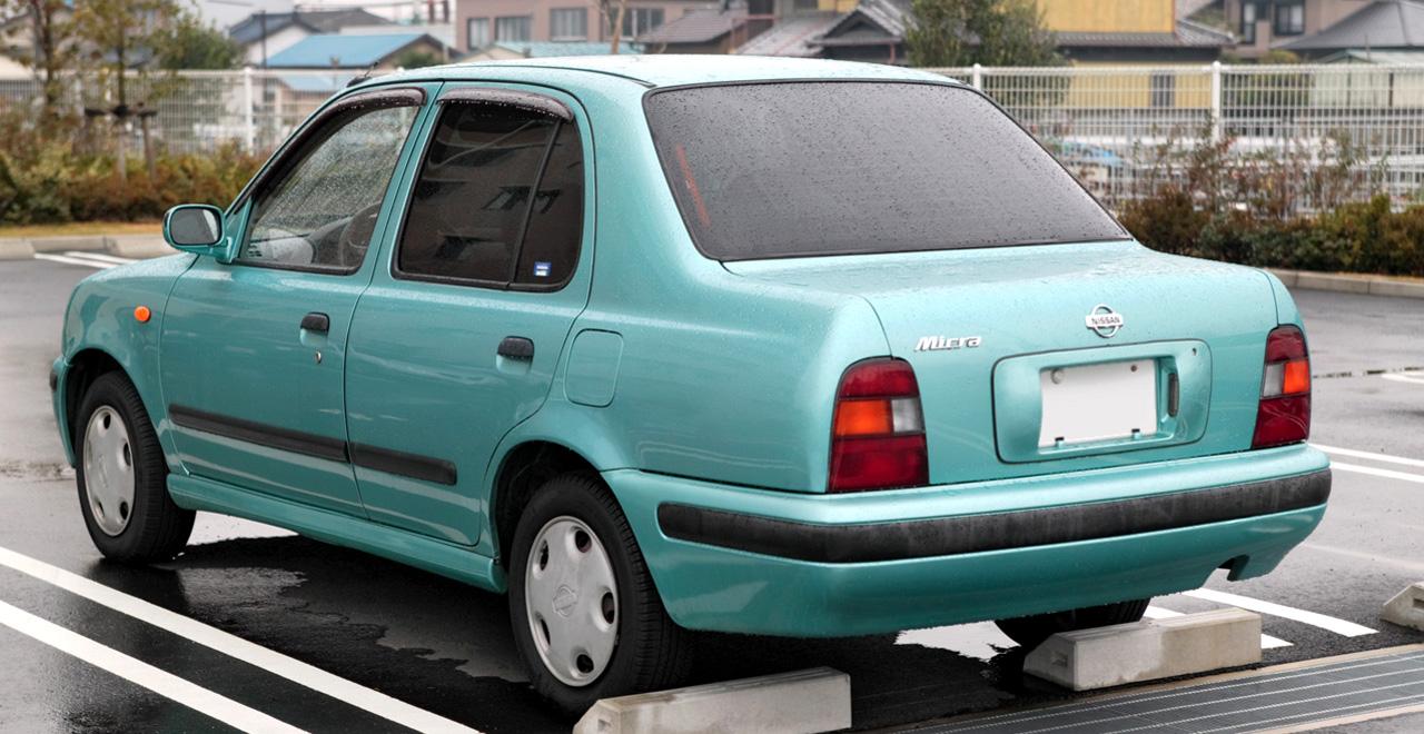 File Nissan March Sedan 001 Jpg Wikimedia Commons