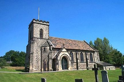 North Rigton, The Church of St John The Evangelist - geograph.org.uk - 231946