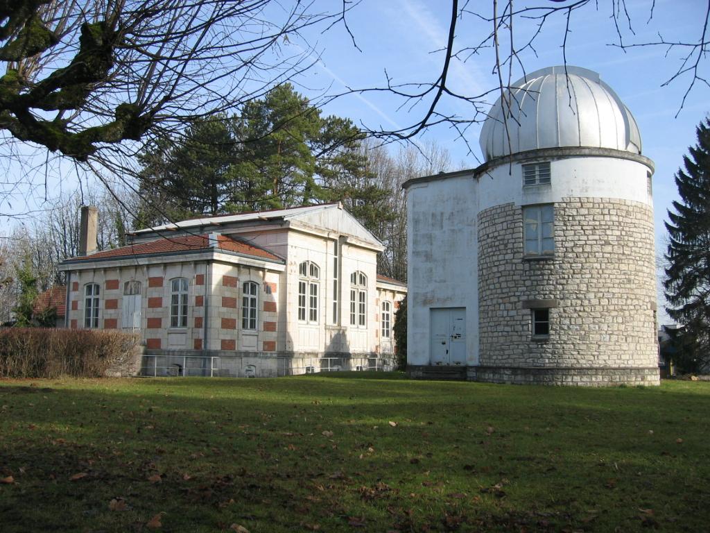 besan u00e7on astronomical observatory