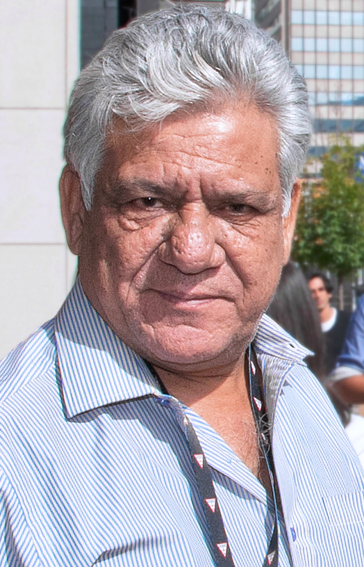 Photograph of Om Puri