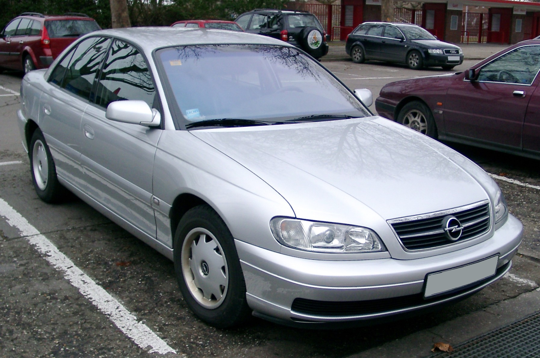 Opel Omega Wikipedia 1991 2 3l Ford Engine Diagram