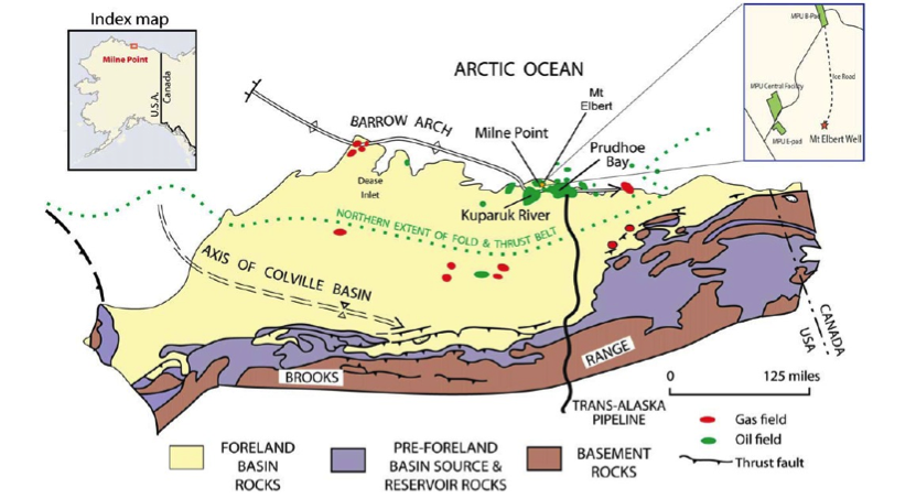 FileOverview Of The Major Geologic And Geographic