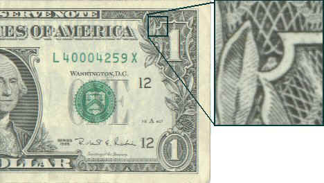 dollar bill. File:Owl in dollar bill.jpg