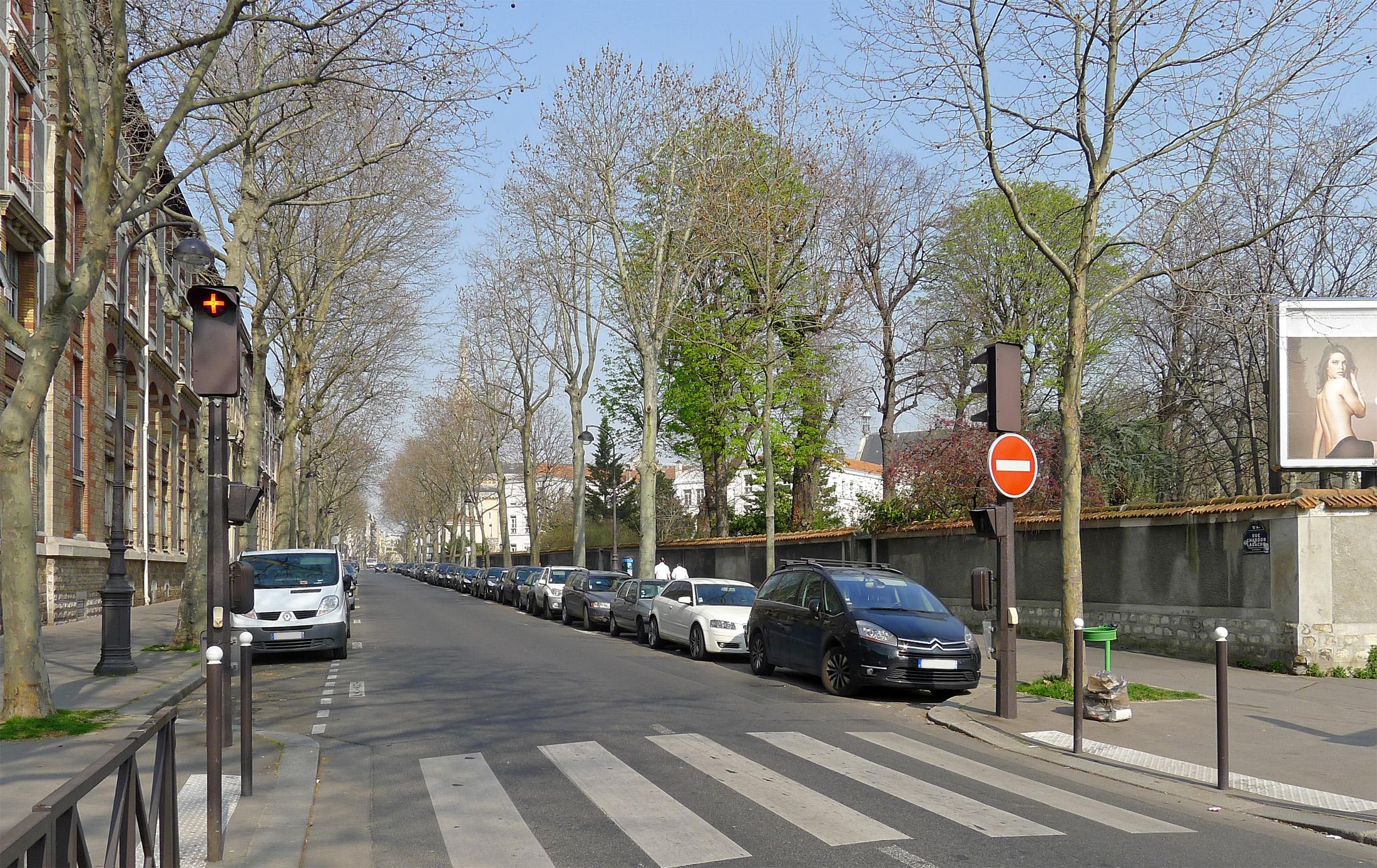Rue Chardon Lagache  Restaurant Traditionnel La Cantine