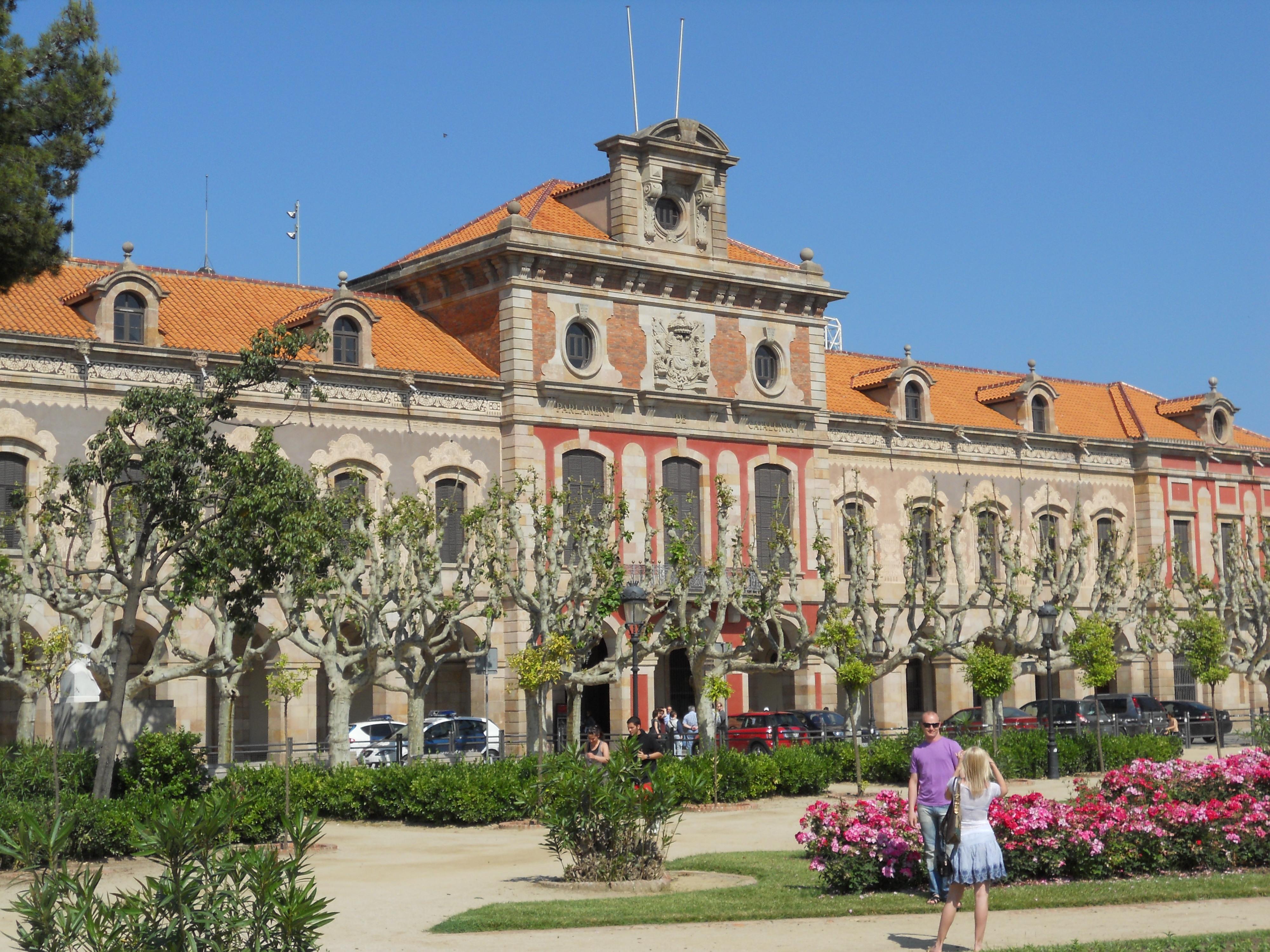 File palau del parlament de catalunya for Parlamento wikipedia