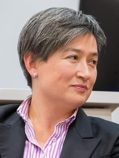 Trade Union Representative >> Penny Wong - Wikipedia