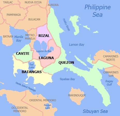 Mapa de cuenca google