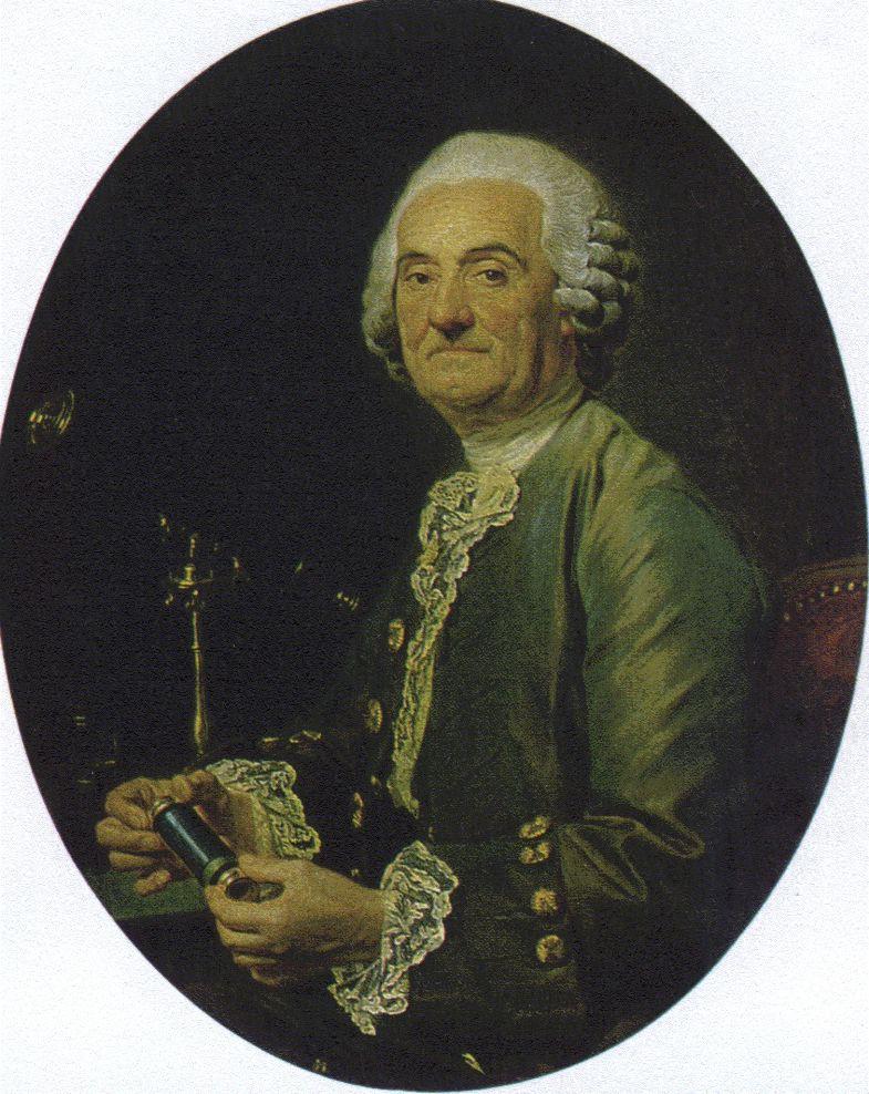 Depiction of Pierre Charles Le Monnier