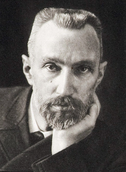 image of Pierre Curie