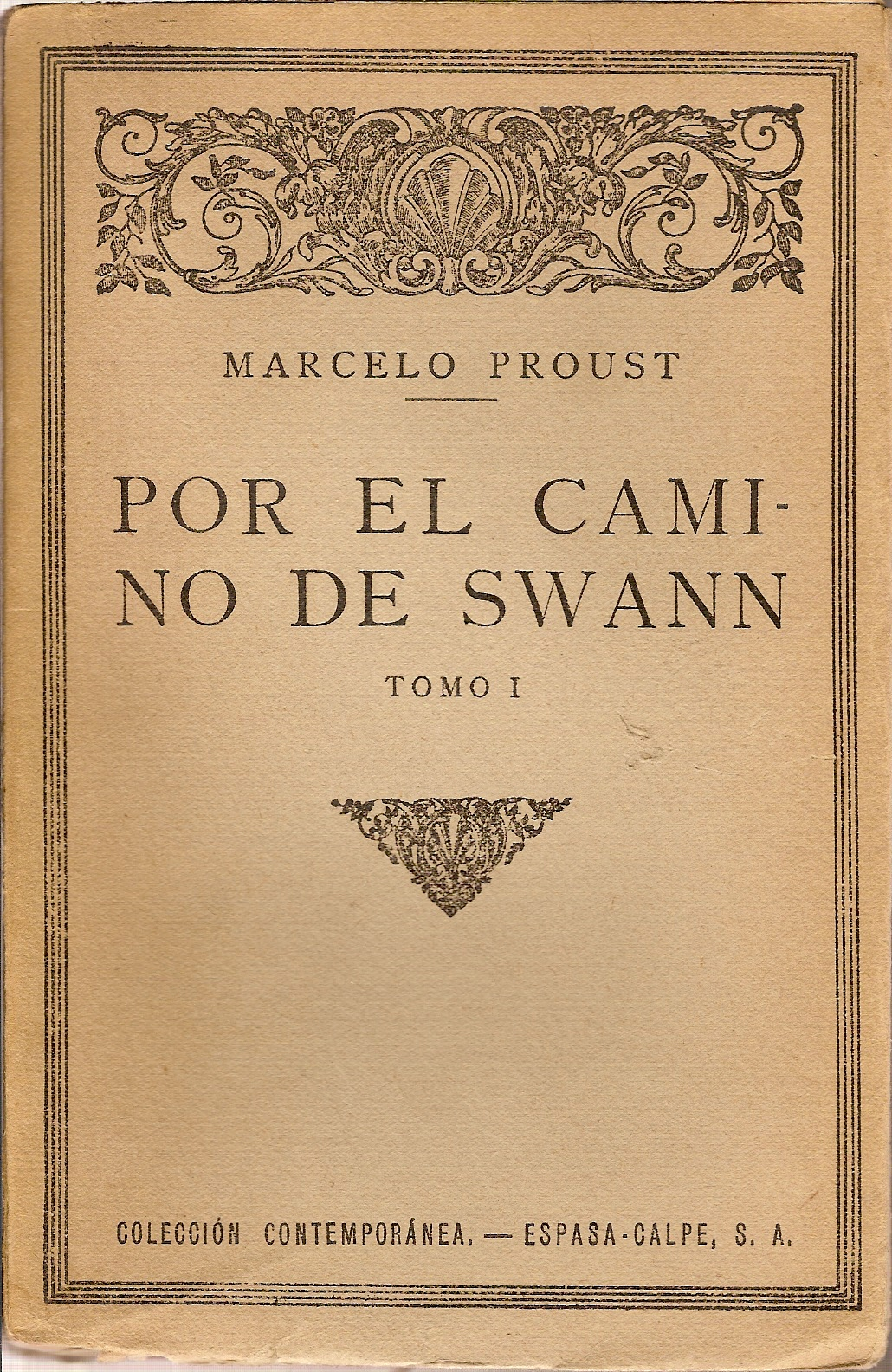 por el camino de swann wikipedia la enciclopedia libre ForPor El Camino De Swann