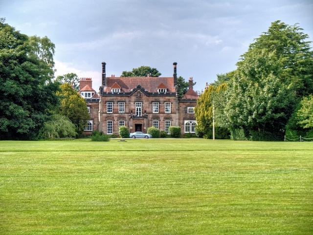 Pownall Hall Wikipedia