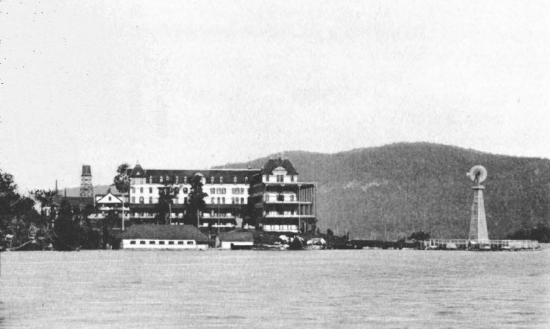 Prospect House Blue Mountain Lake New York Wikipedia
