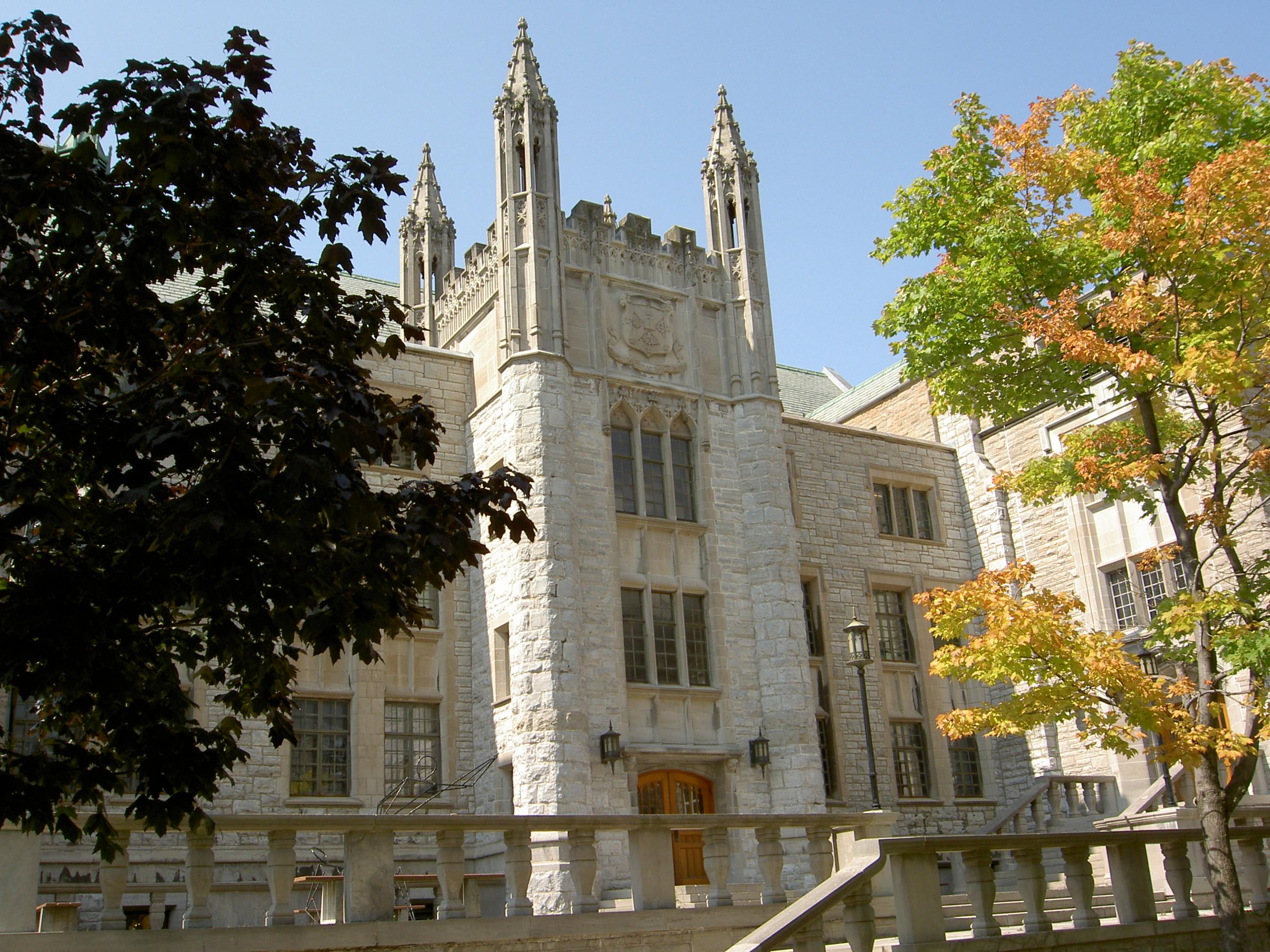image of Queen's University