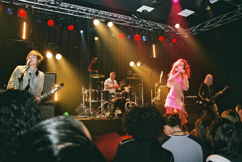 Picture of a band or musician: Queenadreena