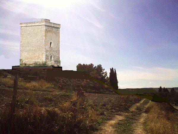 Castillo de Montalván