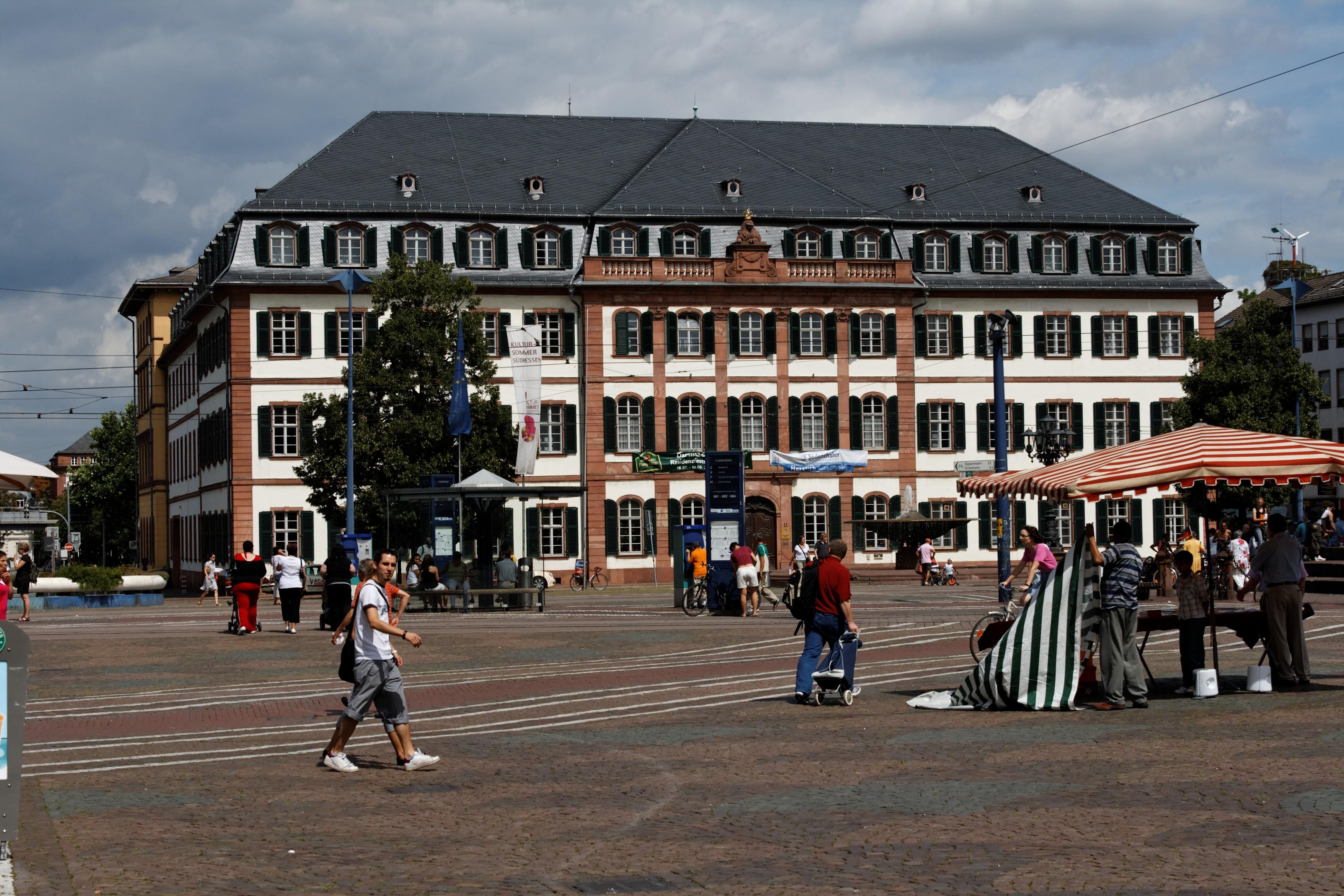 Darmstadt Regierungspräsidium