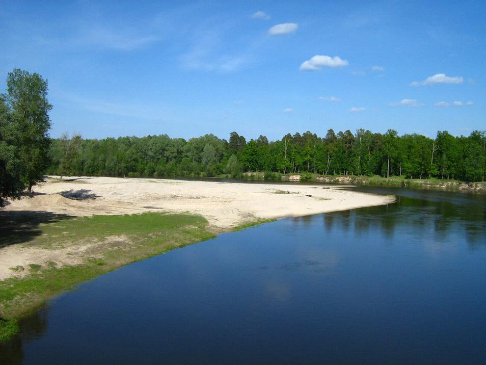 Река илеть марий эл - туристический водный маршрут.
