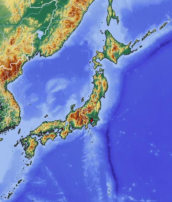 of japan