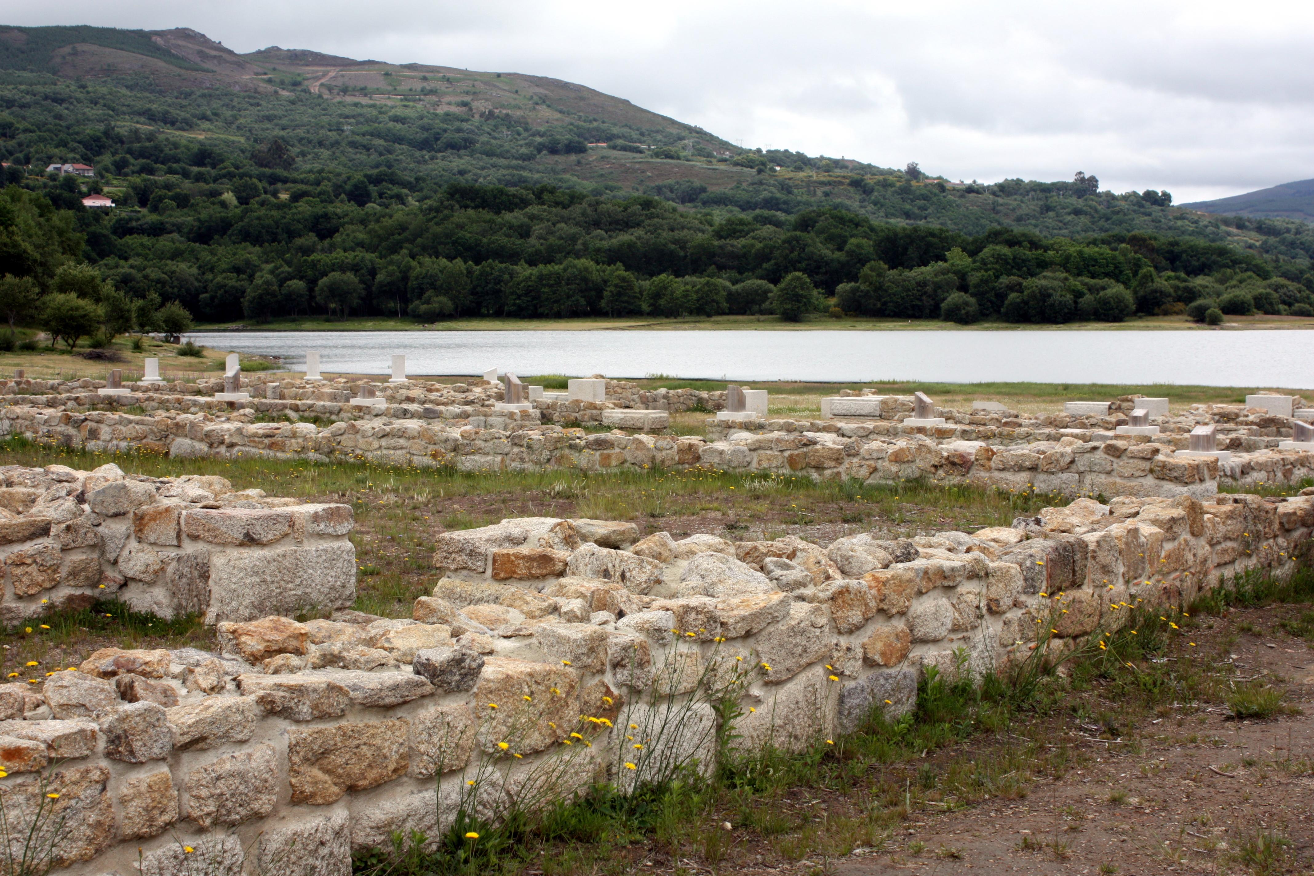 Awesome File:Roman Camp Aquis Querquennis, Baños De Bande, Ourense, Galicia 18