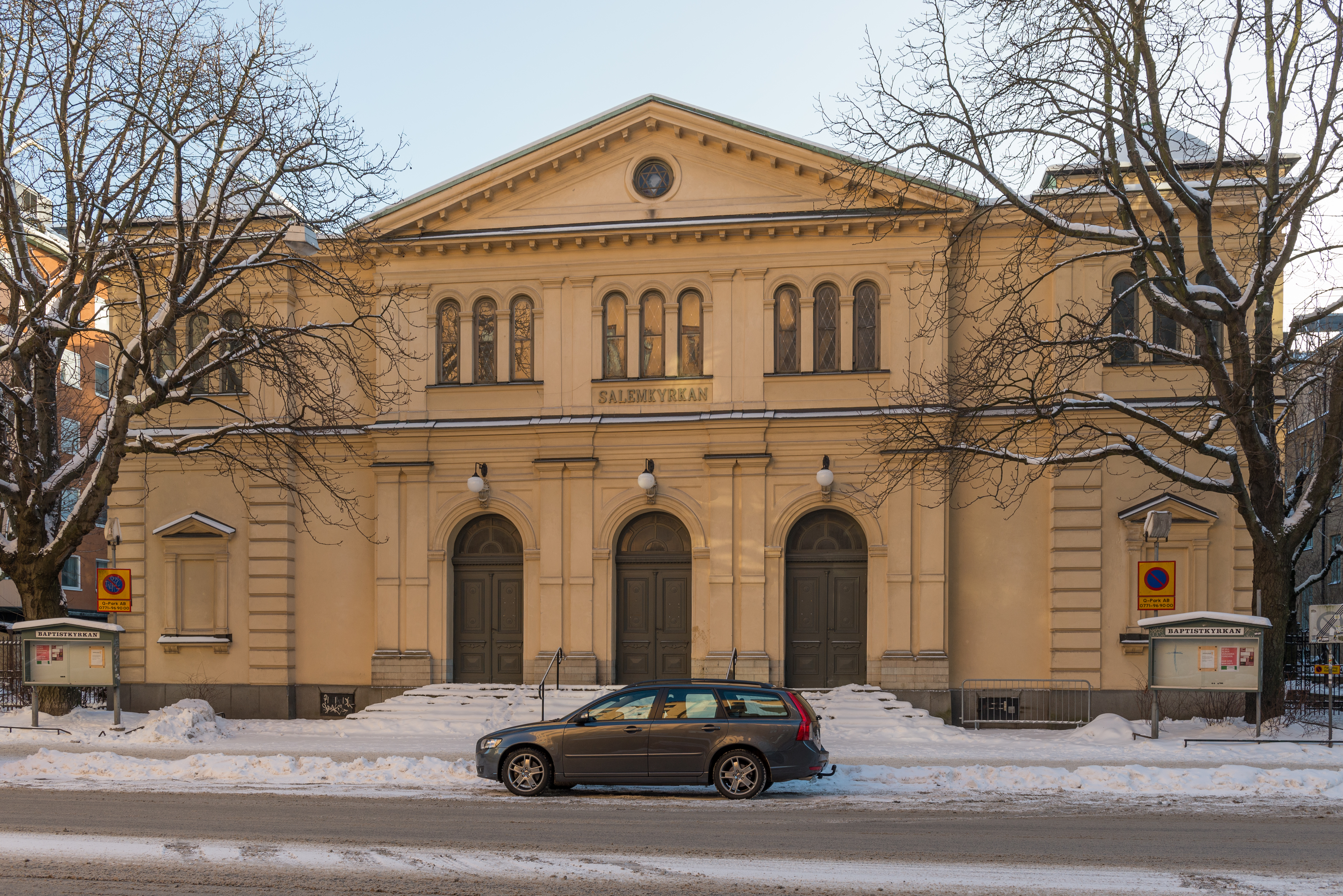 Bild av Salemkyrkan