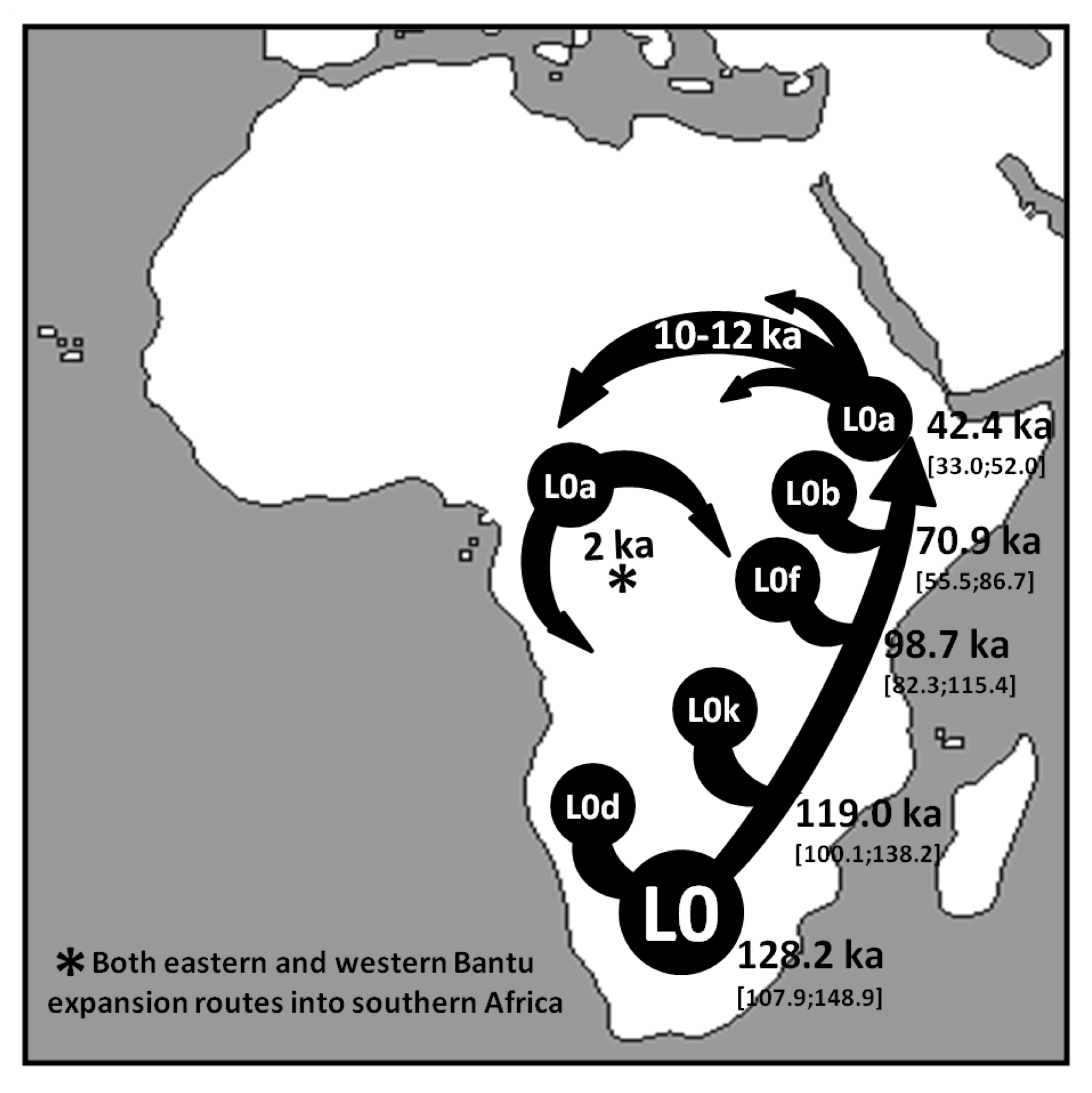 origin and expansion of bantu Early african societies and the bantu migrations before you get started: the dynamics of bantu expansion (theme: #1 human-environment interaction).
