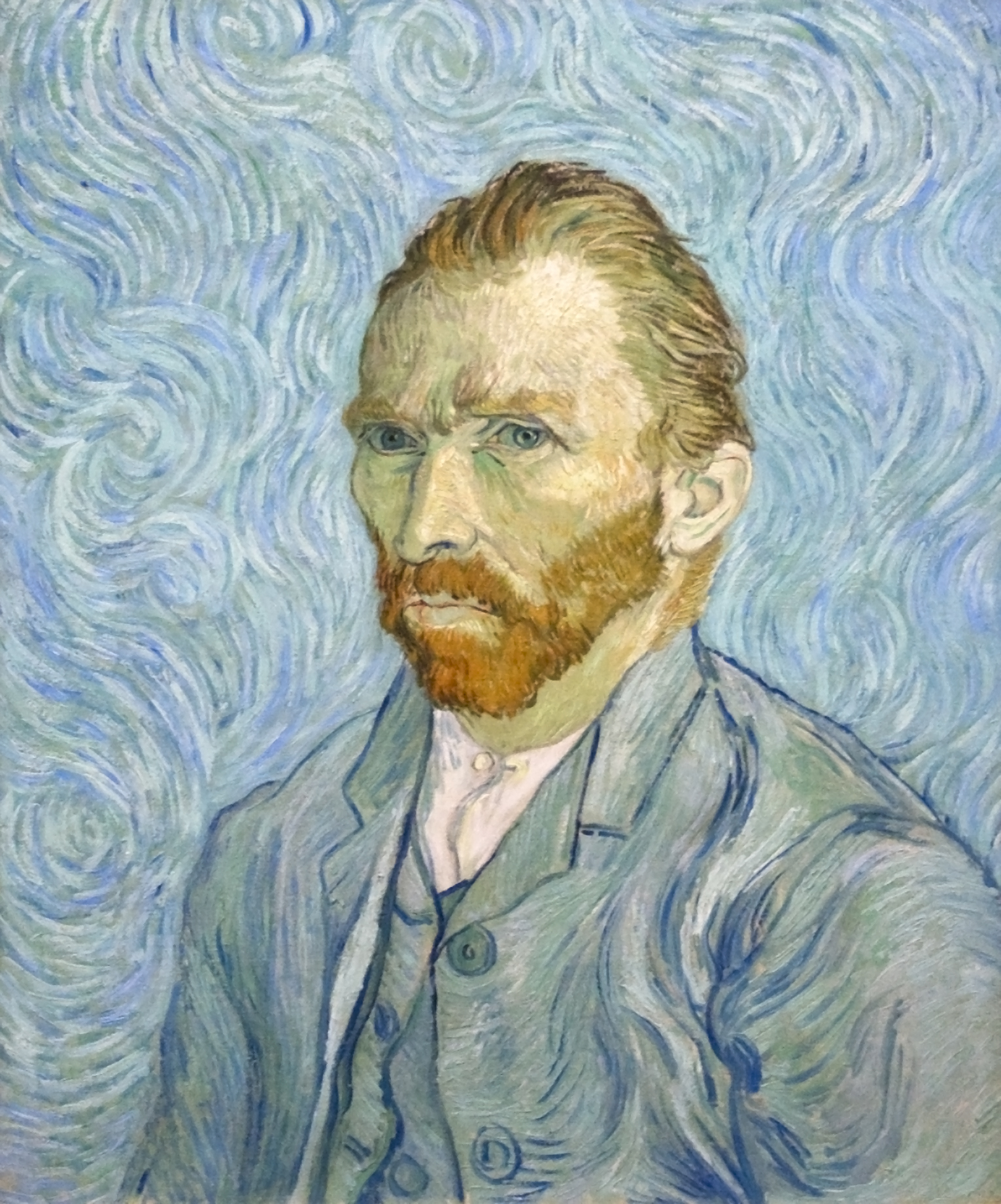 File:Self-Portrait (Van Gogh September 1889).jpg ...