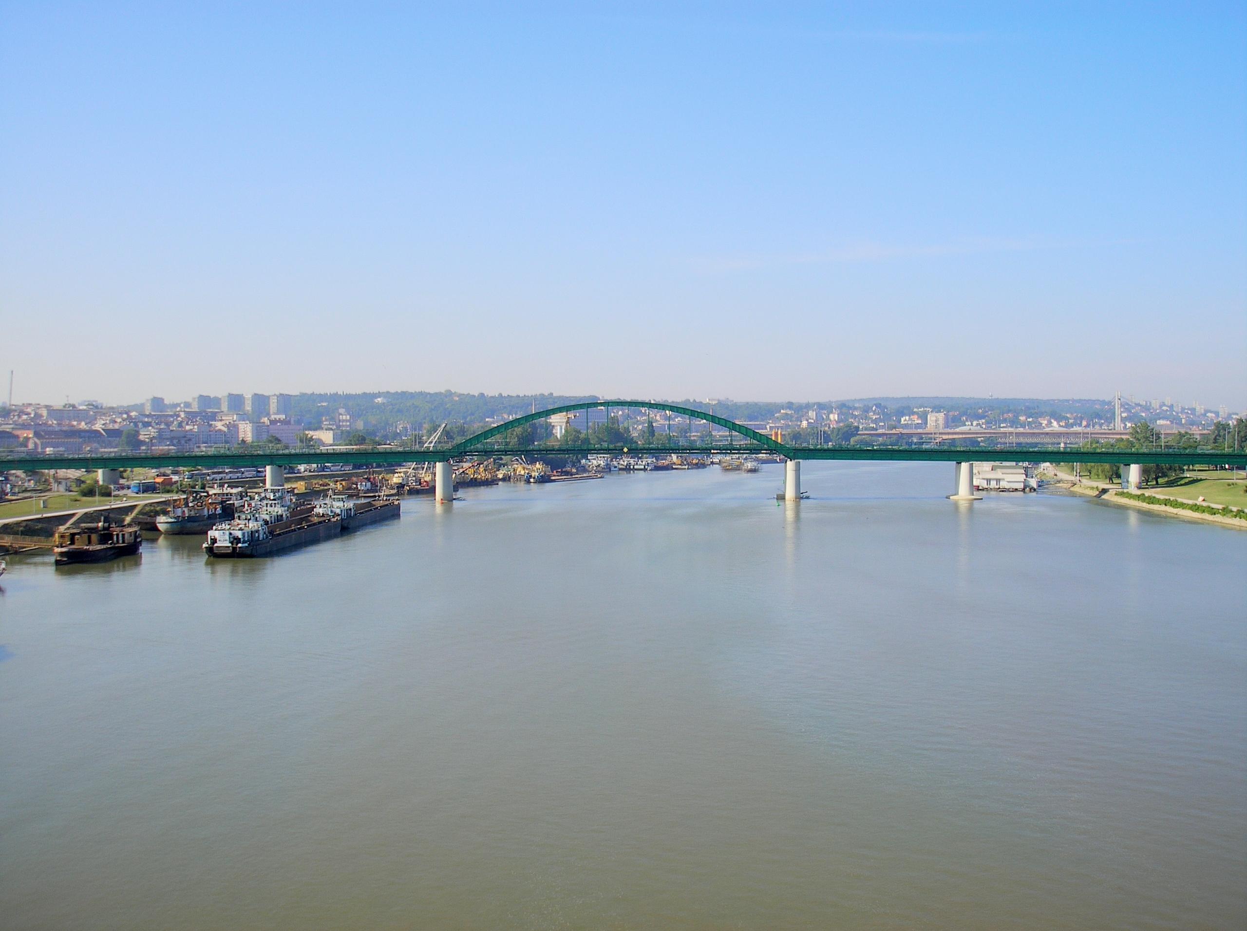 Sava River Page 1