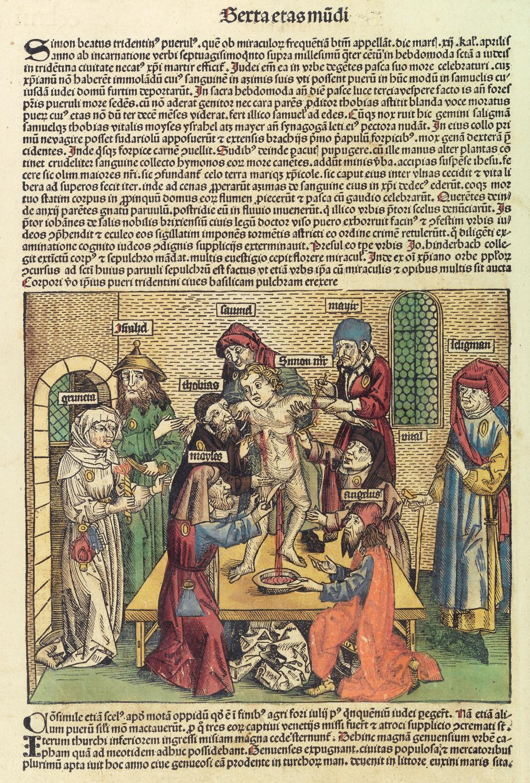 Jüdische Ritualmorde   Das ZZ-Archiv