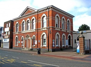 Sandwell Community History and Archives Service
