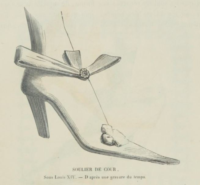 sketches soulier