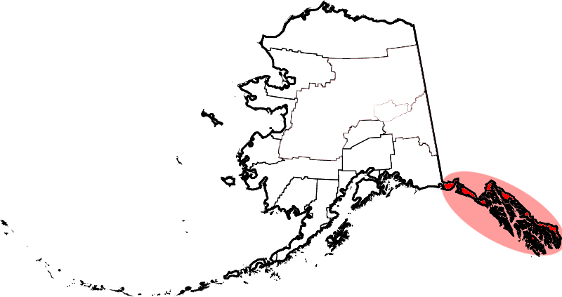 File:Southeast Alaska Map.png - Wikimedia Commons